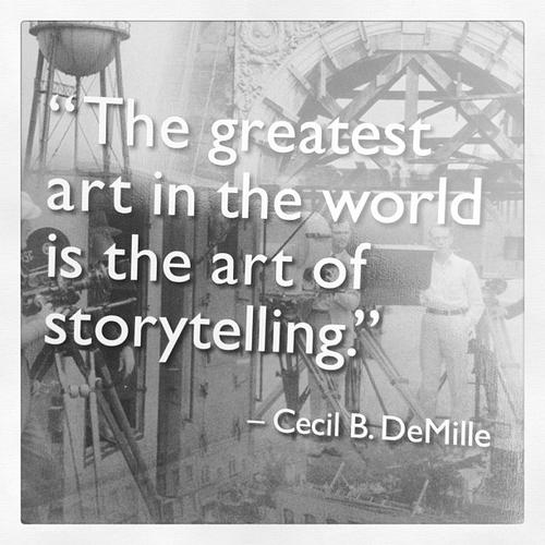 Story-Telling quote #2