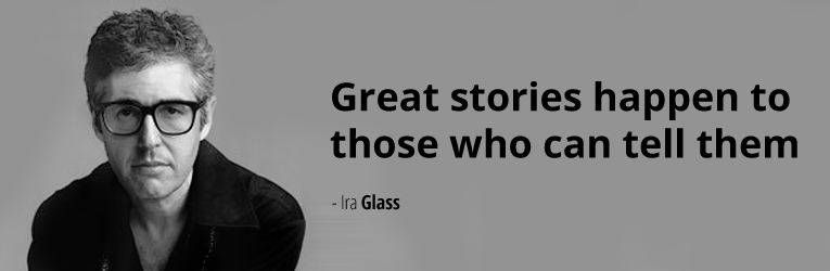 Storytellers quote #2