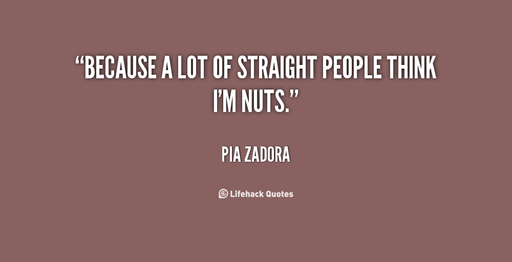 Straight People quote #2