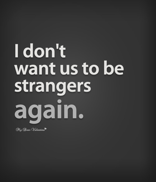 Stranger quote #7