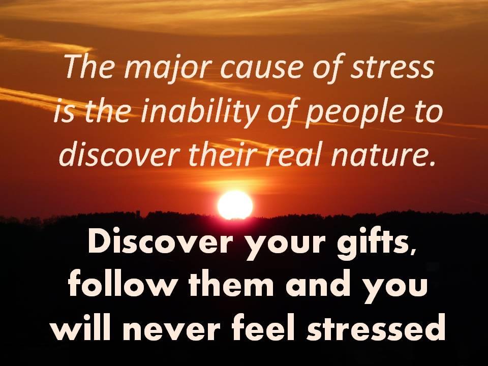 Stressful quote #3