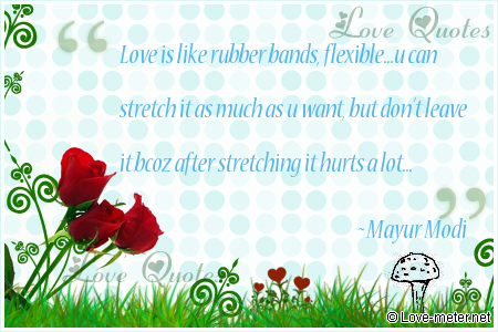 Stretching quote #1