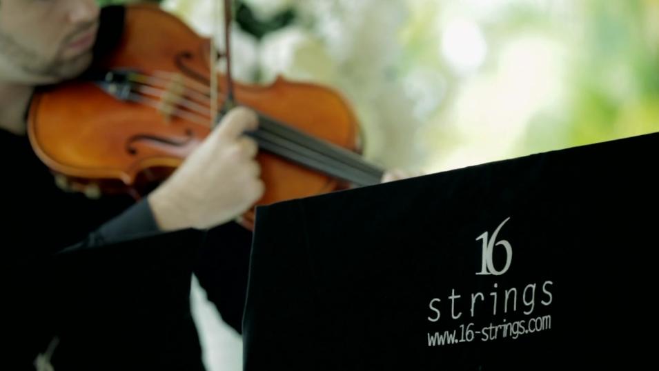 String Quartet quote #1