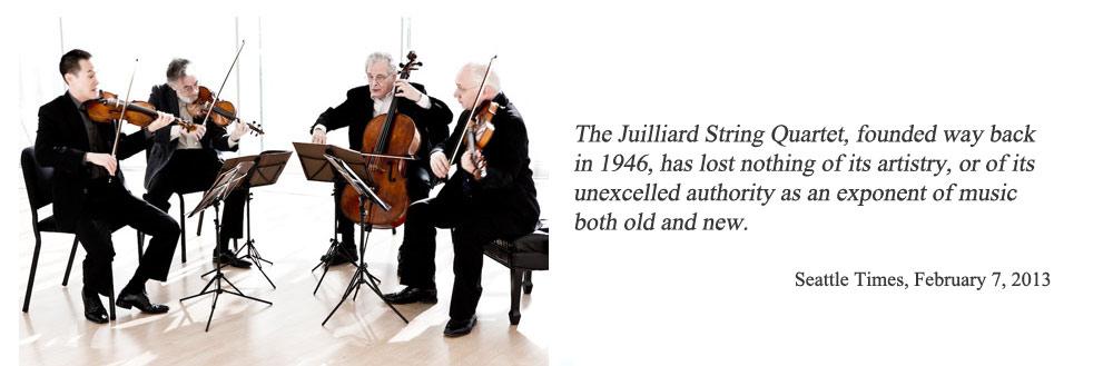 String Quartet quote #2