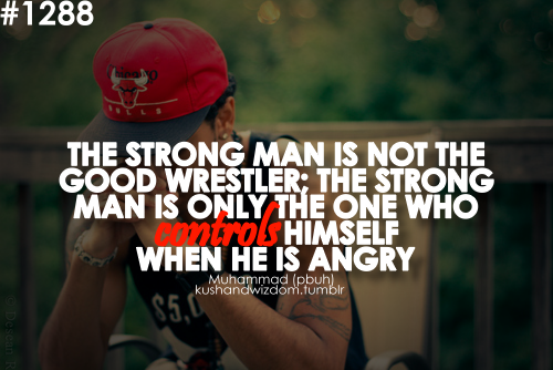 Famous Quotes About 'Strong Man'