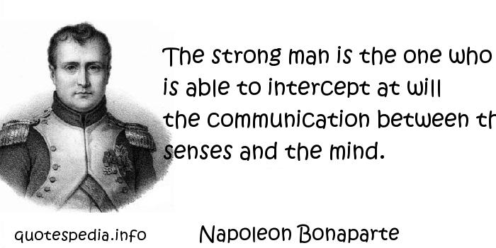 Strong Man quote