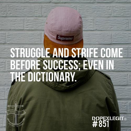 Struggle quote #5