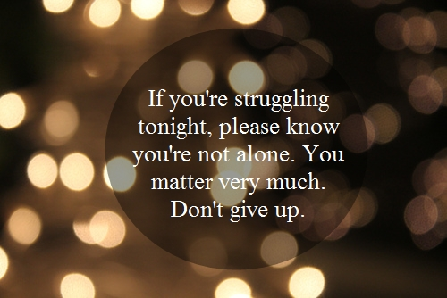 Struggling quote #2