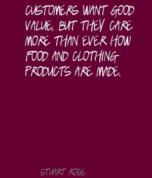 Stuart Rose's quote #5