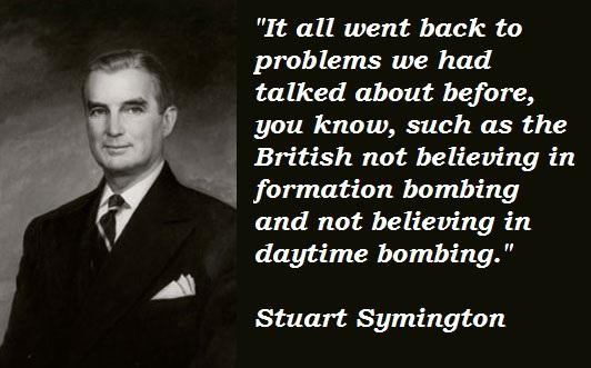 Stuart Symington's quote #7