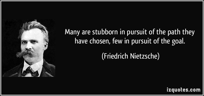 Stubborn quote #6