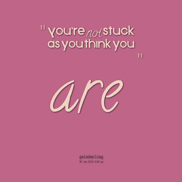Stuck quote #2