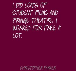 Student Films quote #2