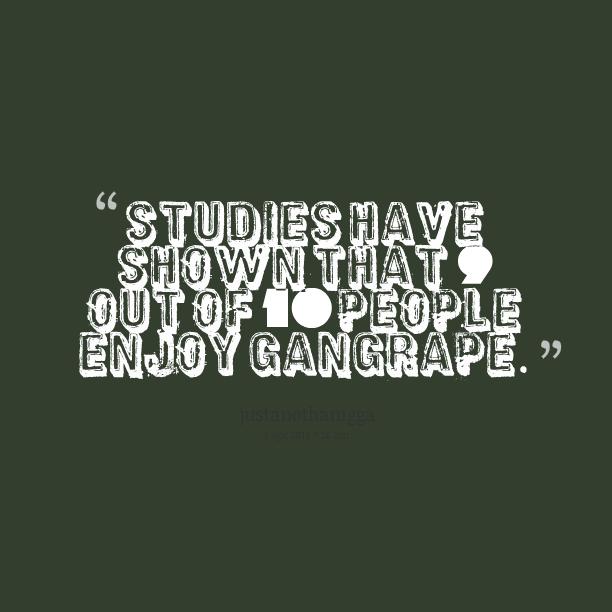 Studies quote #5