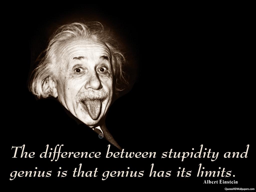 Stupidity quote #7