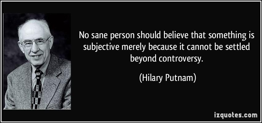 Subjective quote #1