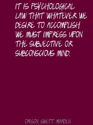 Subjective quote #5