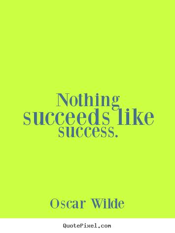 Succeeds quote #2