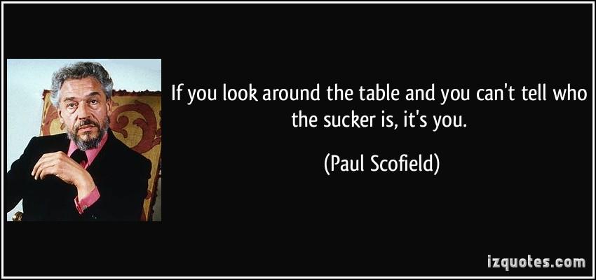 Sucker quote #7