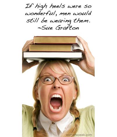 Sue Grafton's quote #6