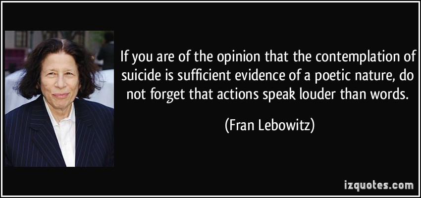 Sufficient Evidence quote #2