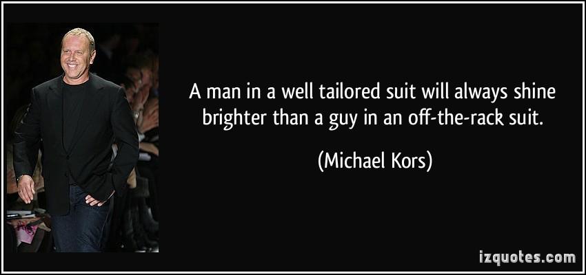 Suit quote #5