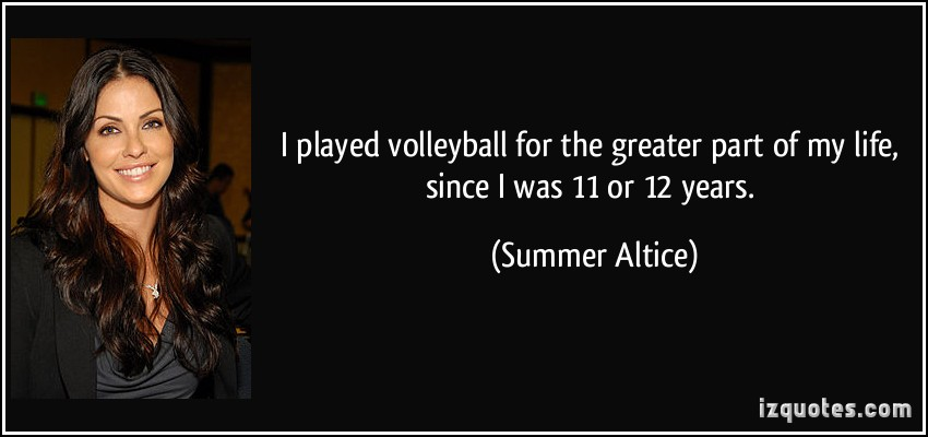 Summer Altice's quote #1