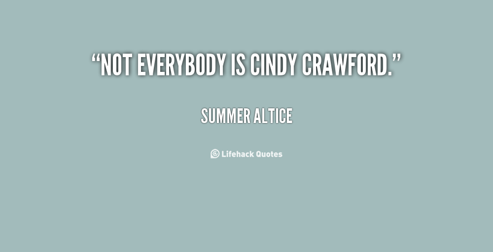 Summer Altice's quote #2