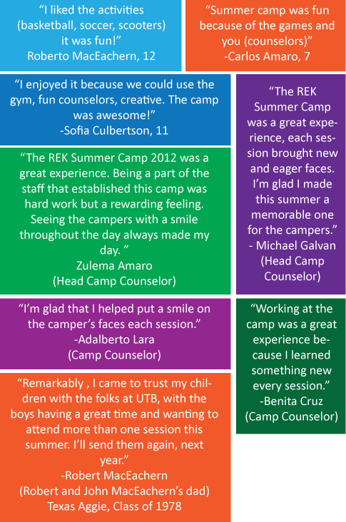 Funny Summer Camp Quotes