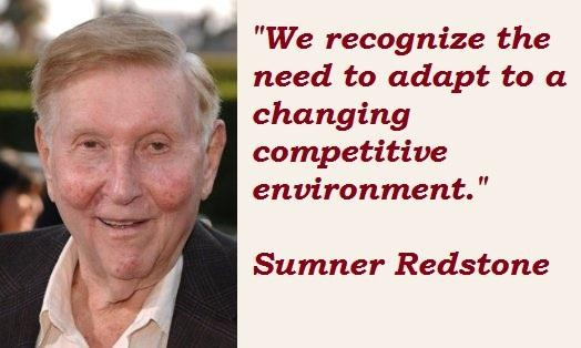 Sumner Redstone's quote #3
