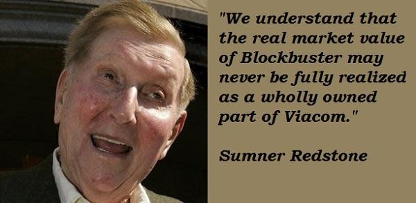 Sumner Redstone's quote #6