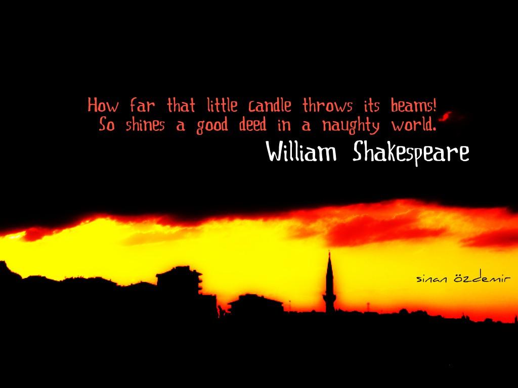 Sunset quote #1