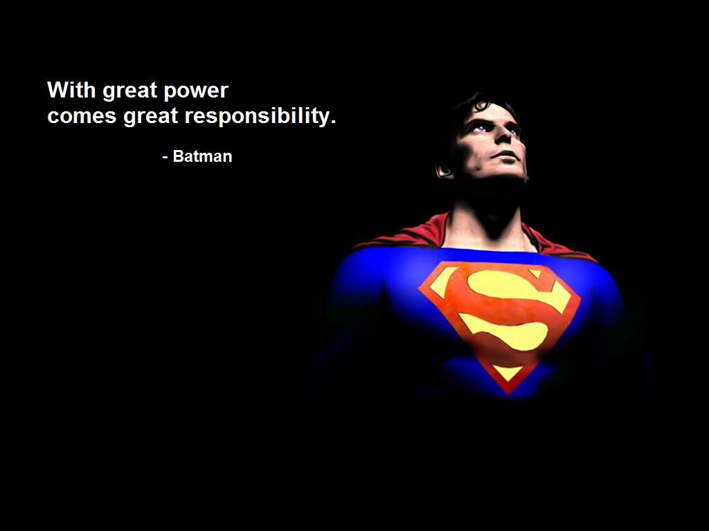 Superman quote #5