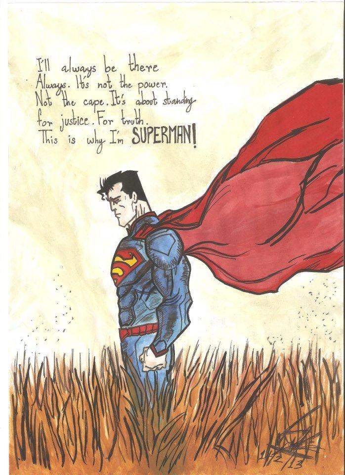 Superman quote #2