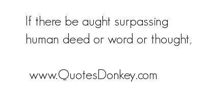 Surpassing quote #2