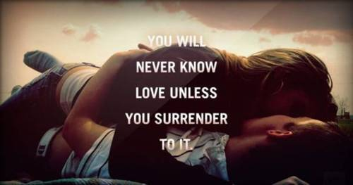 Surrendering quote #1