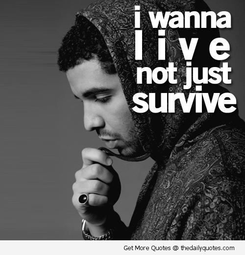 Survive quote #5