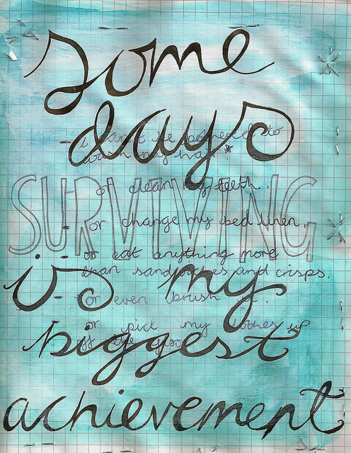 Surviving quote #1