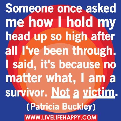 Survivor quote #3