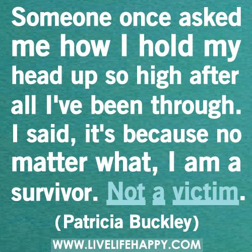 Survivor quote #7