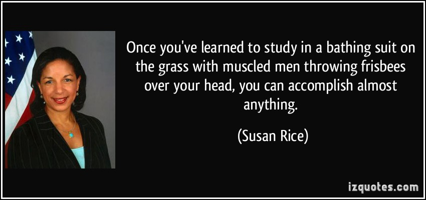 Susan Rice's quote