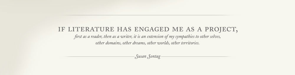 Susan Sontag's quote #1