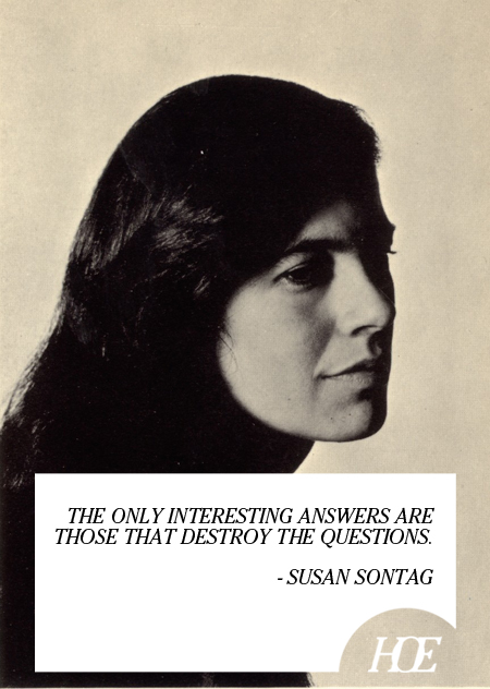 Susan Sontag's quote #2