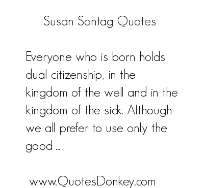 Susan Sontag's quote #4