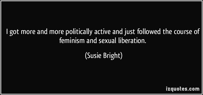 Susie Bright's quote #2