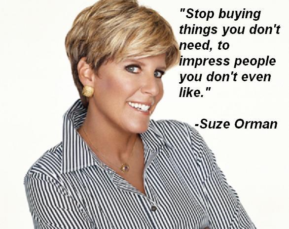 Suze Orman's quote #2