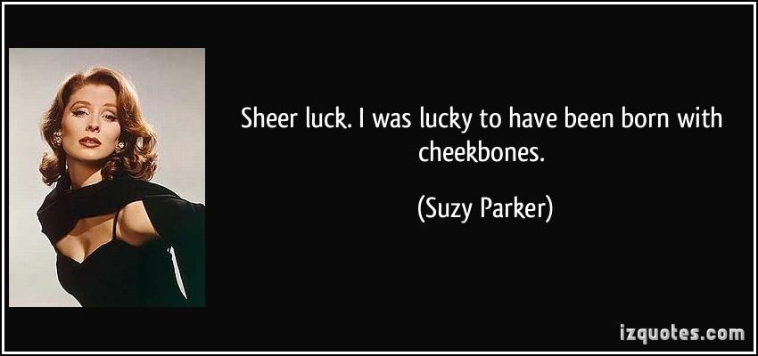 Suzy Parker's quote #2
