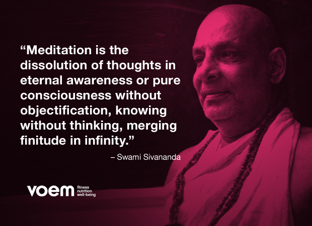 Swami Sivananda's quote #3
