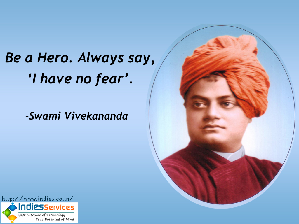 Swami Vivekananda's quote #6