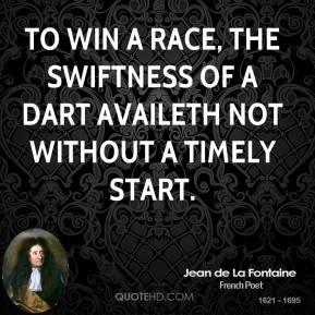 Swiftness quote #1